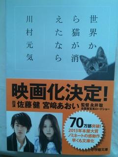 世界から猫が消えたなら1 141209.jpg